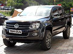 Volkswagen Amarok Kaput Koruyucu Her Araca Uygulanmalı
