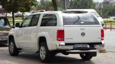 Volkswagen Amarok Camlı Kabin Yerli