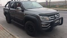 Volkswagen Amarok Yan Basamak Trump 90mm