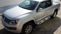 Volkswagen Amarok Aksesuarları Yan Basamak Craft