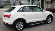 Audi Q3 Yan Basamak Almond