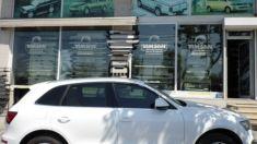 Audi Q5 Yan Basamak Almond