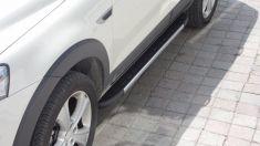 Chevrolet Captiva Yan Basamak Tampstep