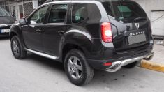 Dacia Duster Aksesuar Duster Arka Koruma Orjinal