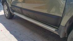 Dacia Duster Aksesuarları Duster Kapı Koruyucu Seti