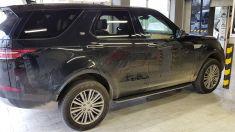Land Rover Discovery 5 Orjinal Yan Basamak