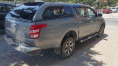 Fiat Fullback Aksesuarları Fullback Sürgülü Camlı Kabin