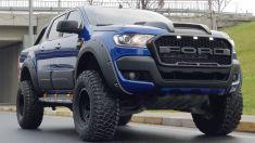 Ford Ranger 5 Inch 12 Cm Yükseltme Kiti