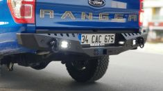 Ford Ranger AQM4WD Option Replica Çelik Arka Tampon