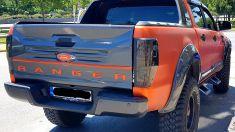 Ford Ranger Bagaj Kapağı Kaplaması Abs Plastik