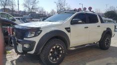 Ford Ranger Çamurluk Üstü Dodik