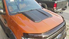 Ford  Ranger Kaput Üstü Kabartma Hood Scoop
