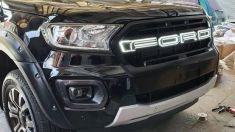 Ford Ranger Yeni Wildtrak Ledli Panjur
