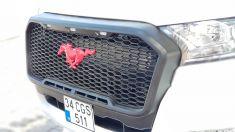 Ford Ranger Mustang Panjur