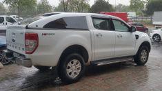Ford Ranger Starbox Camlı Kabin