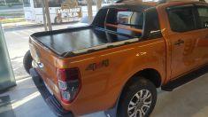 Ford Ranger Wildtrak Sürgülü Kapak