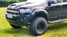Ford Ranger Wildtrak Işıklı Panjur