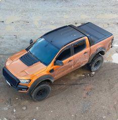 Ford Ranger Wildtrak Katlanır Kapak