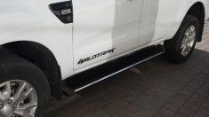 Ford Ranger Yeni Kasa Yan Basamak Luxury