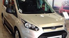Ford Tourneo Courier Yan Basamak Tampstep