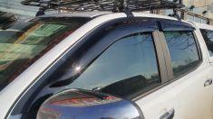 Ford Yeni Ranger Cam Rüzgarlığı