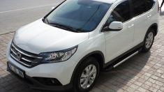 Honda Crv Yan Basamak Redline