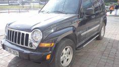 Jeep Cherokee Liberty Yan Basamak Tampstep