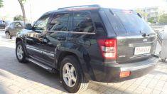 Jeep Grand Cherokee Limited Yan Basamak Almond
