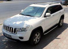 Jeep Grand Cherokee Limited Yan Basamak Tampstep