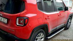 Jeep Renegade Yan Basamak Tampstep