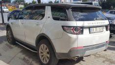 Land Rover Discovery Sport Yan Basamak Orjinal