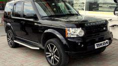 Land Rover Discovery Yan Basamak Orjinal