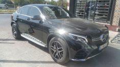 Mercedes GLC Yan Basamak Orjinal