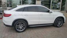 Mercedes GLE Yan Basamak Orjinal