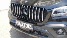 Mercedes X Class AMG Panjur