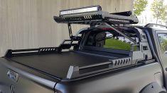 Mercedes X Class AQM4WD Rollbar