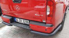 Mercedes X Class Arka Köşe Koruma X250 X350