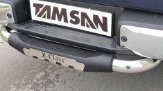 Mercedes X Class Aksesuar Arka Orta Koruma X250 X350