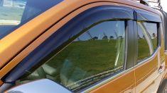 Mercedes X Class Cam Rüzgarlığı