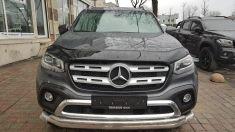 Mercedes X Class Ön Koruma Citybar