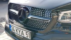 Mercedes X Class Diamond Panjur