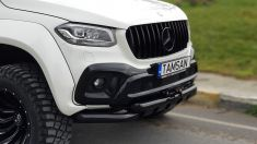 Mercedes X Class Offroad Geniş Dodik Jumbo Dodik