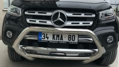 Mercedes X Class Ön Koruma GrandBar