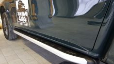 Mercedes X Class Yan Basamak Elegant