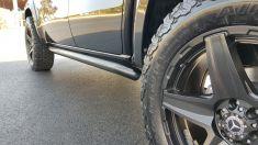 Mercedes X Class Yan Basamak Kaya Kaydırıcı