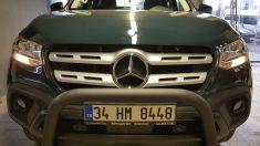 Mercedes X Class Ön Koruma Bullbar