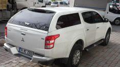 Mitsubishi L200 Aksesuarları Triton Camlı Kabin