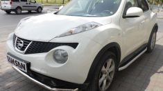 Nissan Juke Ön Tampon Koruma Citybar