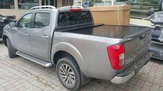 Nissan Navara Aksesuarları Yeni Navara Sürgülü Kapak