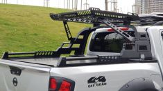Nissan Navara AQM4WD Option Replica Rollbar